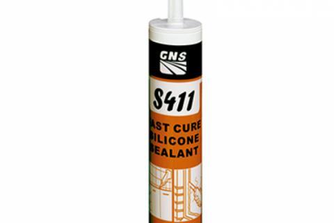 Keo Silicone S411